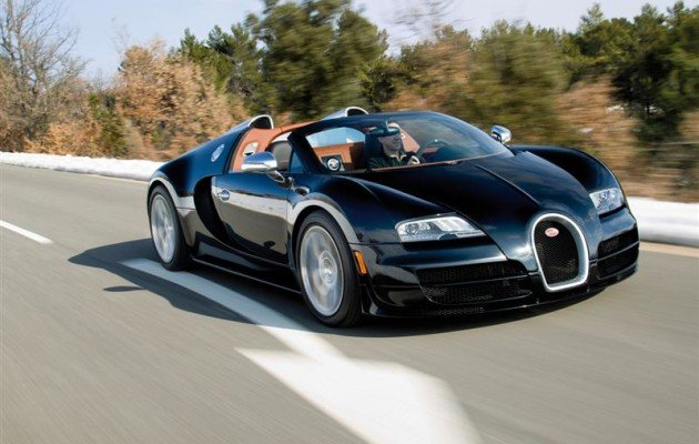 Bugatti Veyron Vitesse – Gallery,Video and specs