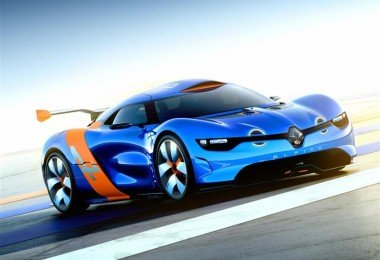 Renault introduced new sports coupe A110-50