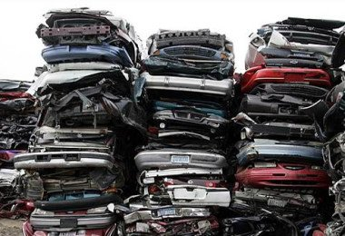 Get cash and other auto parts from junk yards